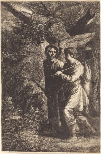 Tobias and the Angel etching nga.jpg