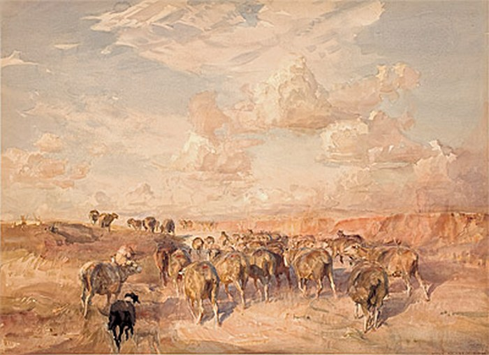 Travellers 1918-23