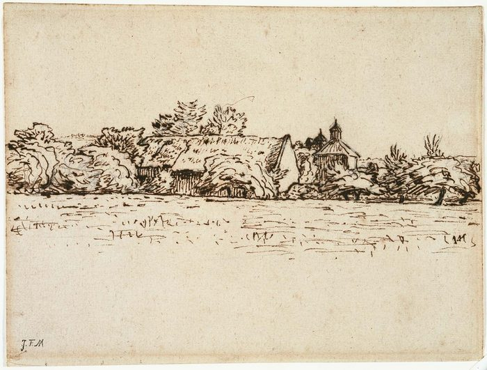 Farm in Normandy 70-711