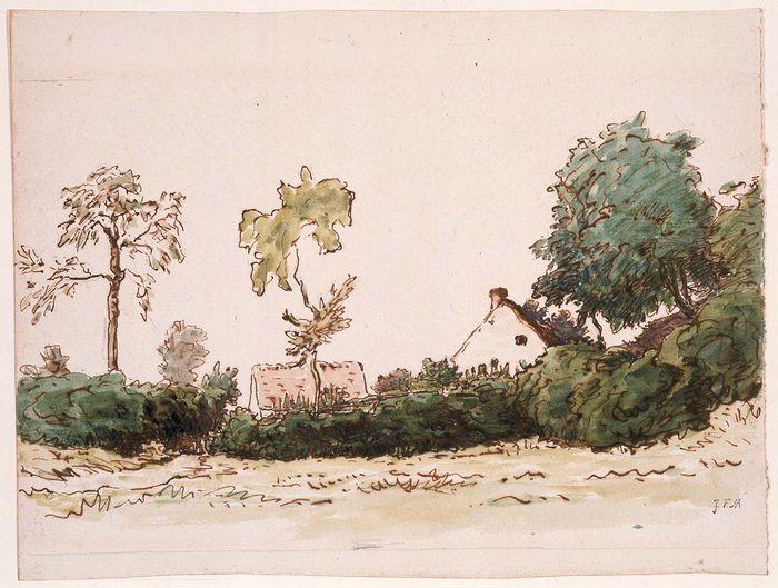 Farmstead near Vichy  66-671