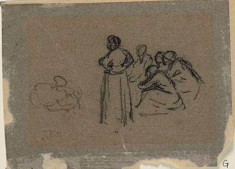 Group of Women, n.d.