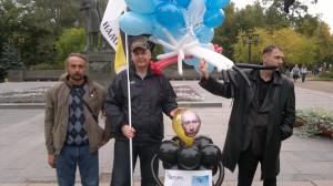 Псков, 15 сентября 2012 года, акция марш миллионов