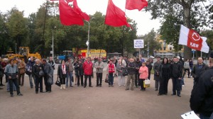 акция протеста 15 сентября 2012 года