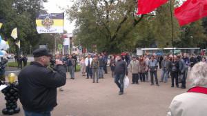 Псков - митинг в рамках акции Марш миллионов