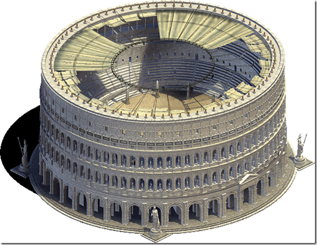 an analysis of the design and purposes of the colosseum Telemachus is the only colosseum martyr of whom there is any evidence the long-held belief that scores of christians met their deaths here in the in the 13th century, the colosseum was fortified and occupied by the frangipani family and the suburb around it became a prosperous area of rome.
