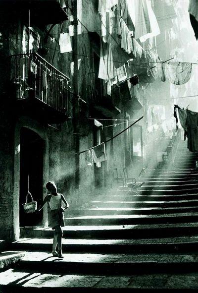 Piergiogio Branzi Неаполь 1955