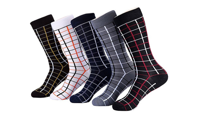 patterned-socks