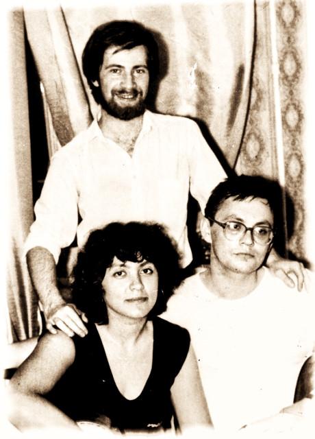 Одесса, начало девяностых
