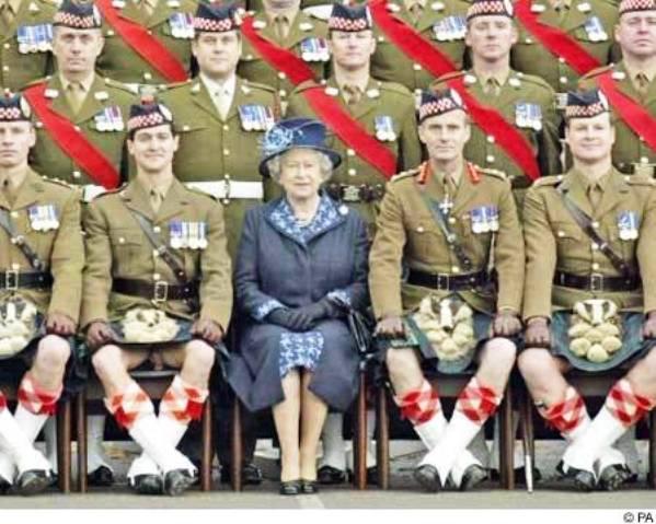 королева-шотландия