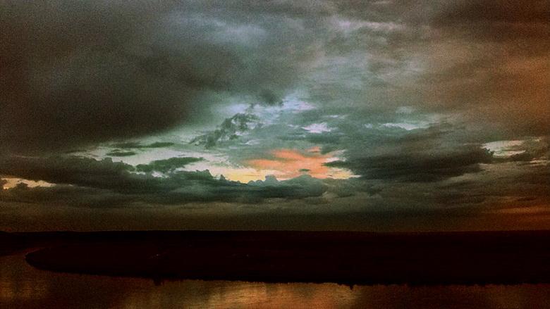 В облаках просвет