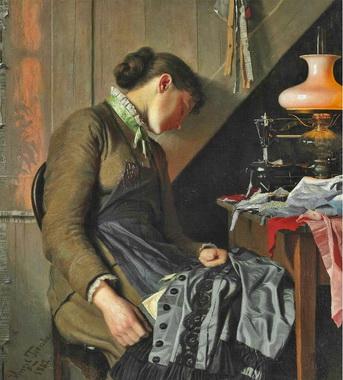 Wenzel Ulrik Tornoe (Danish, 1844-1907)