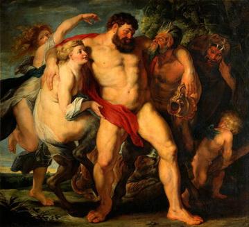 Пьяный Геркулес