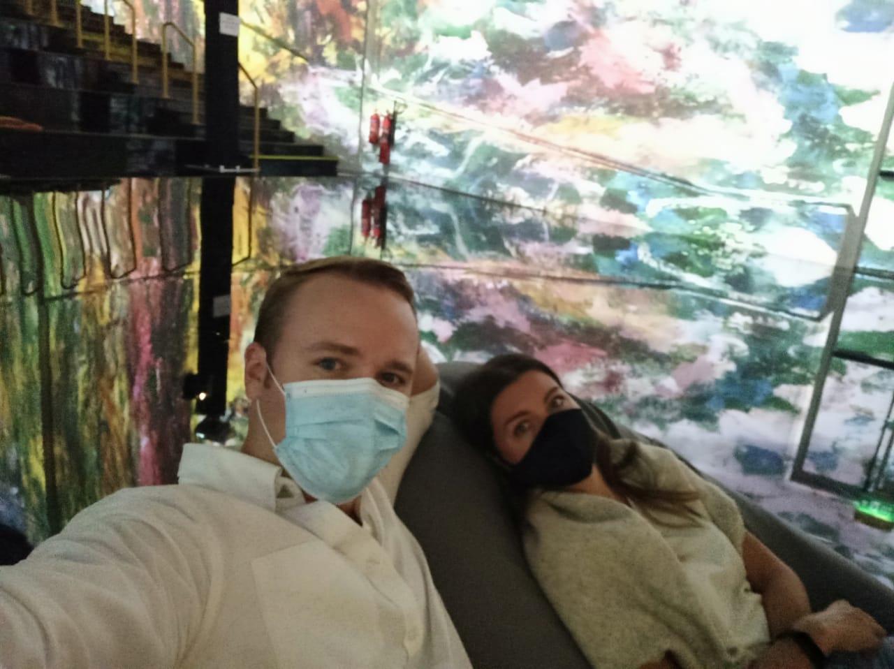 Immersive Art: from Monet to Kandinsky