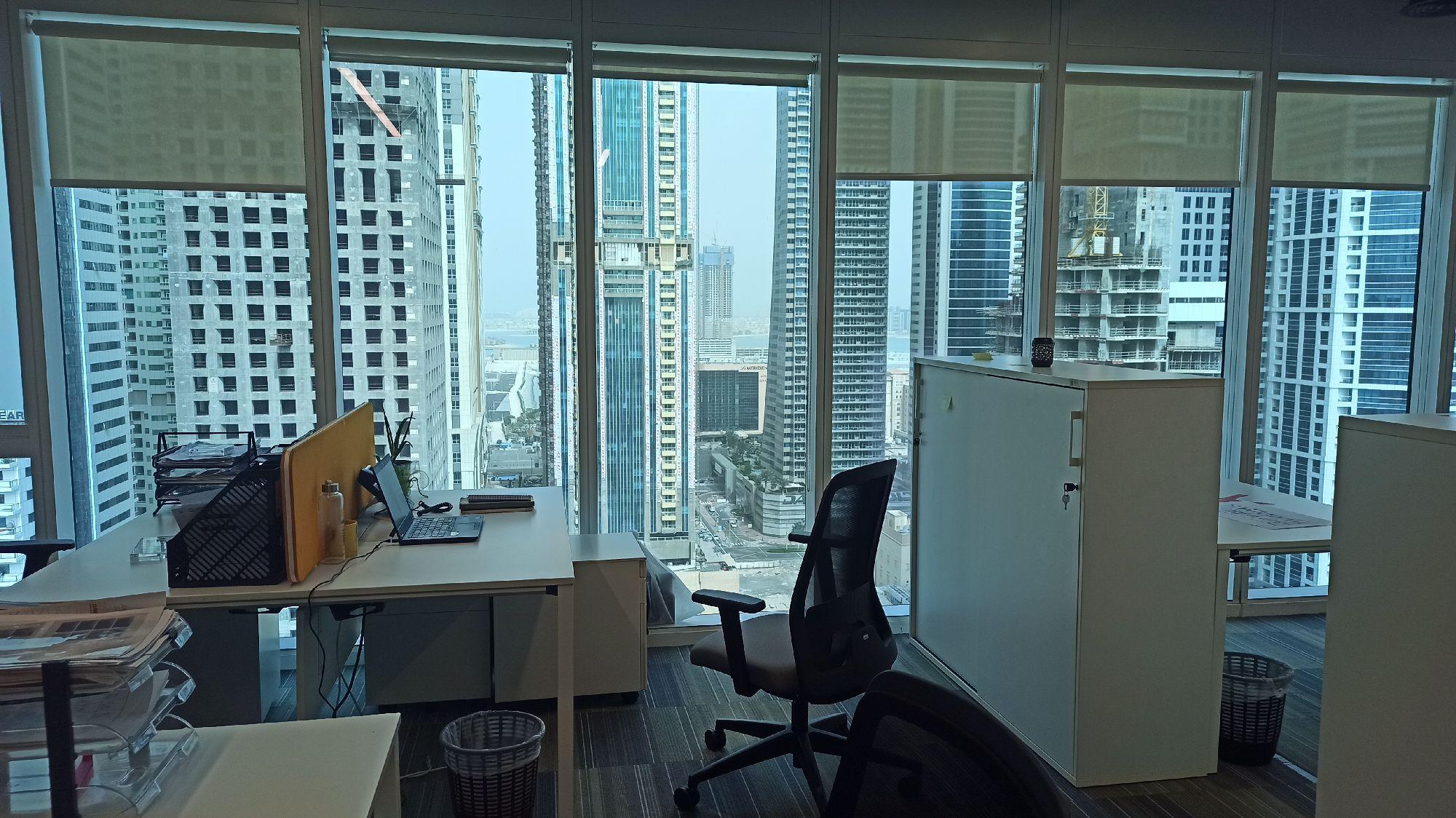 Старый офис - новое рабочее место!