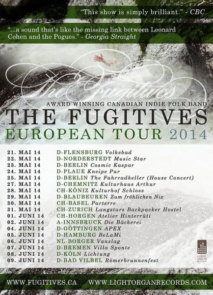 FugitivesTourEurope2014
