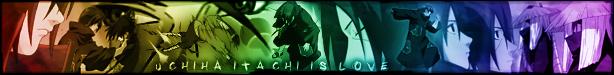 Uchiha Itachi is Love