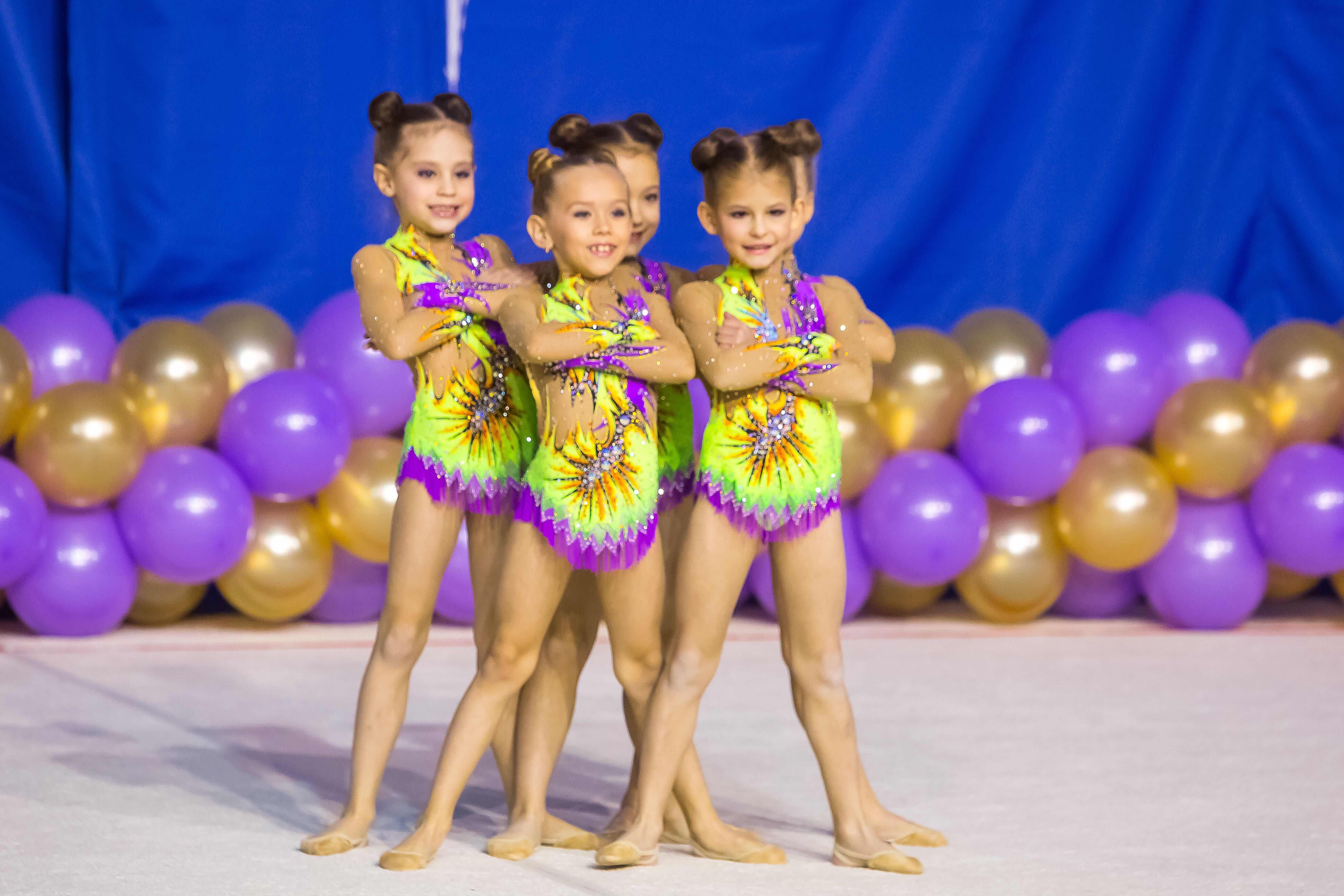 художественная гимнастика для детей москва так говорят