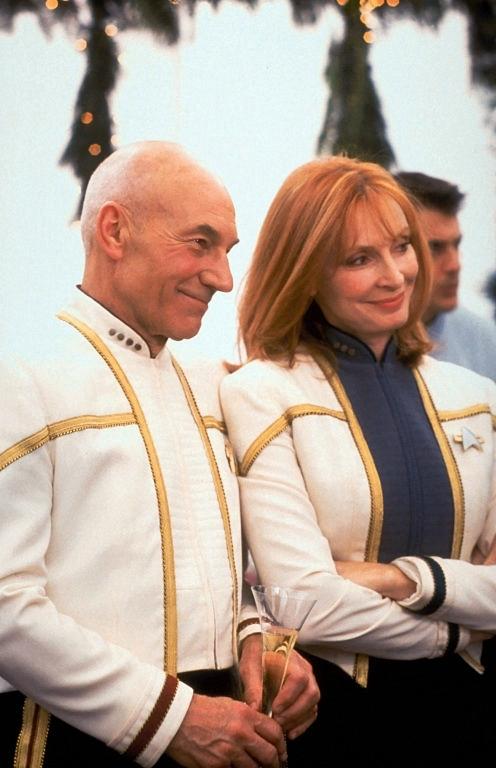 Picard wedding