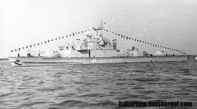 Маки на День ВМФ 1979 copy
