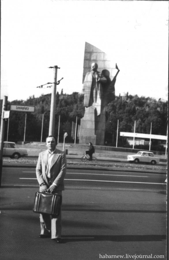 Берлин1976.Ленинплац2 copy