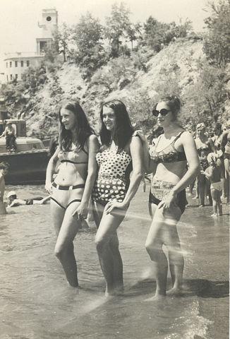 три грации 1973