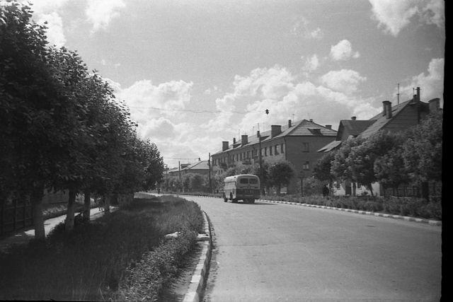 Улица Октябрьская1