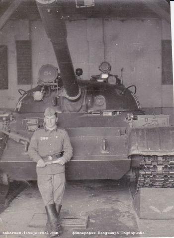Мой красавец - ласточка , Т 62 . Кантемировская дивизия 1971 - 1973 г.г. copy