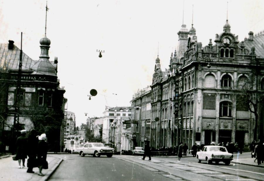 Владивосток 1976 г.