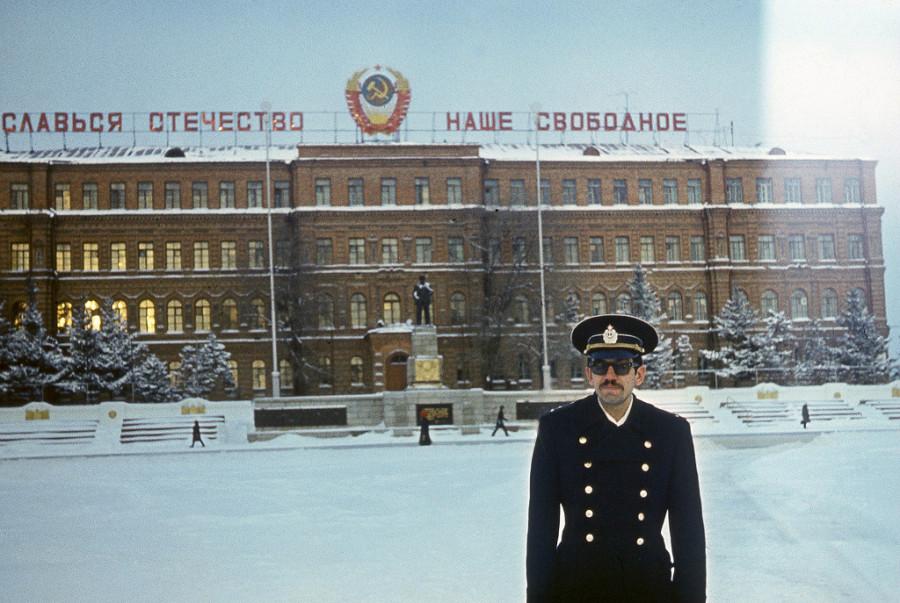 .Хабаровск,пл.Ленина,3-я гор,клиническая больница..А по правую руку-на этой же пл.мой ВУЗ(ХГМИ)  (Слайд).jpg