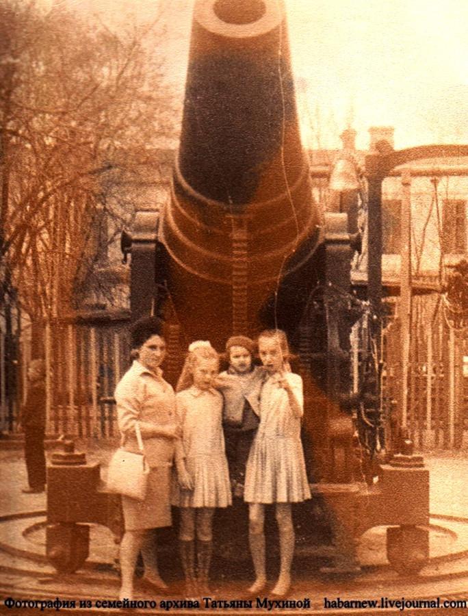 Татьяна МухинаХабаровск, в парке на Базе КАФ... 1968+.jpg