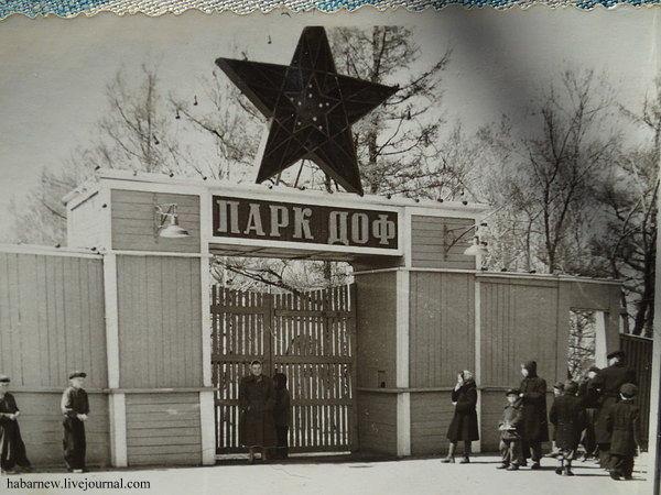 Вход в парк ДОФ.Фото из архива Юрия Шкредова.1.jpg