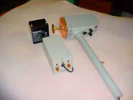 Cама схема прибора ИГА-1
