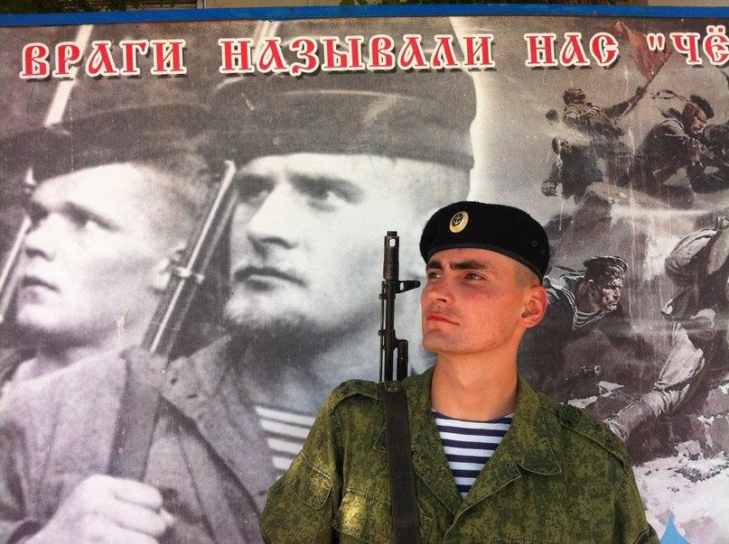 На территории украинской воинской части задержали российского оккупанта - Цензор.НЕТ 3294