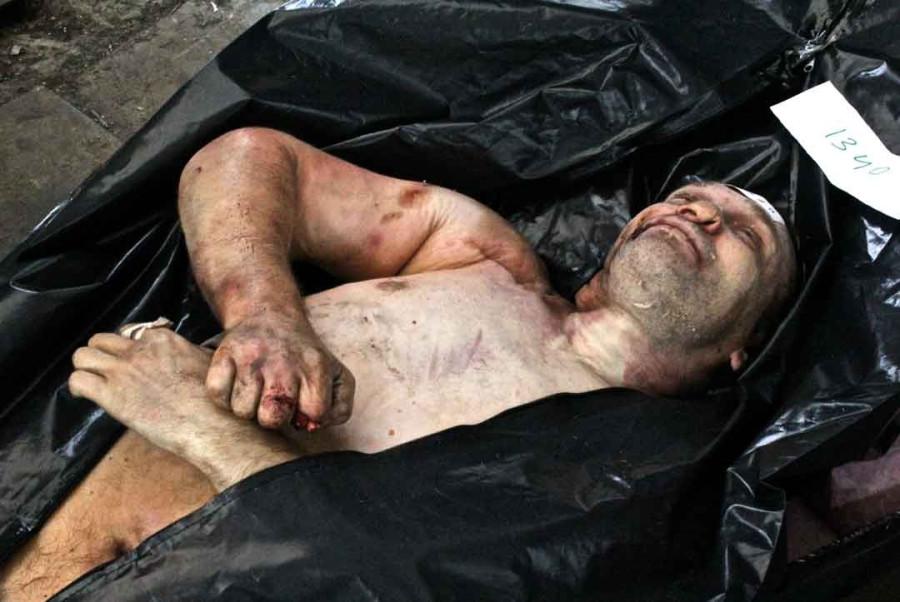 Украина предоставила ОБСЕ доказательства обстрела Россией - Цензор.НЕТ 9242