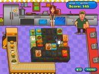 mahjong burger screenshot