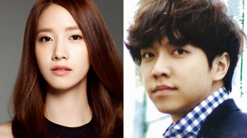 Lee seung gi yoona dating reaction pictures