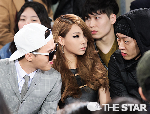 did top and bom dating