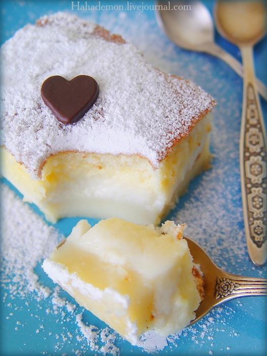Готовим вкусное умное пирожное в мультиварке