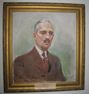 Портрет Януша Радзівілла - останнього ординарця Олики