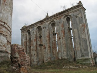 Дзвінниця костелу Св.Трійці