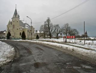 Дорога до храму