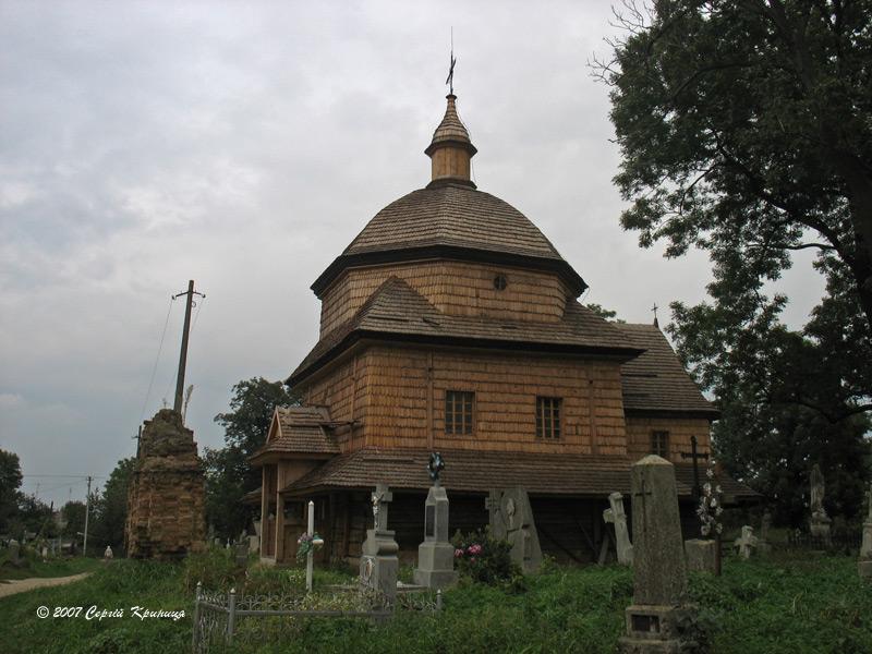 Церква Параскеви