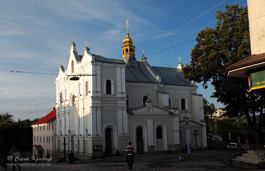 Церква Пресвятої Трійці
