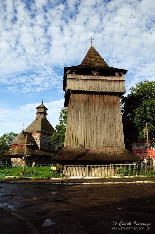 дзвіниця Здвиженської церкви