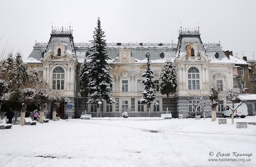 палац Сєменських-Левицьких