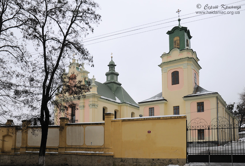Костел св.Мартина