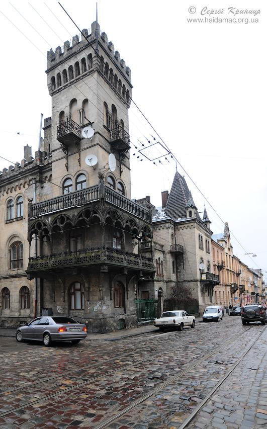 кам'яниця на вул. Генерала Чупринки, 52