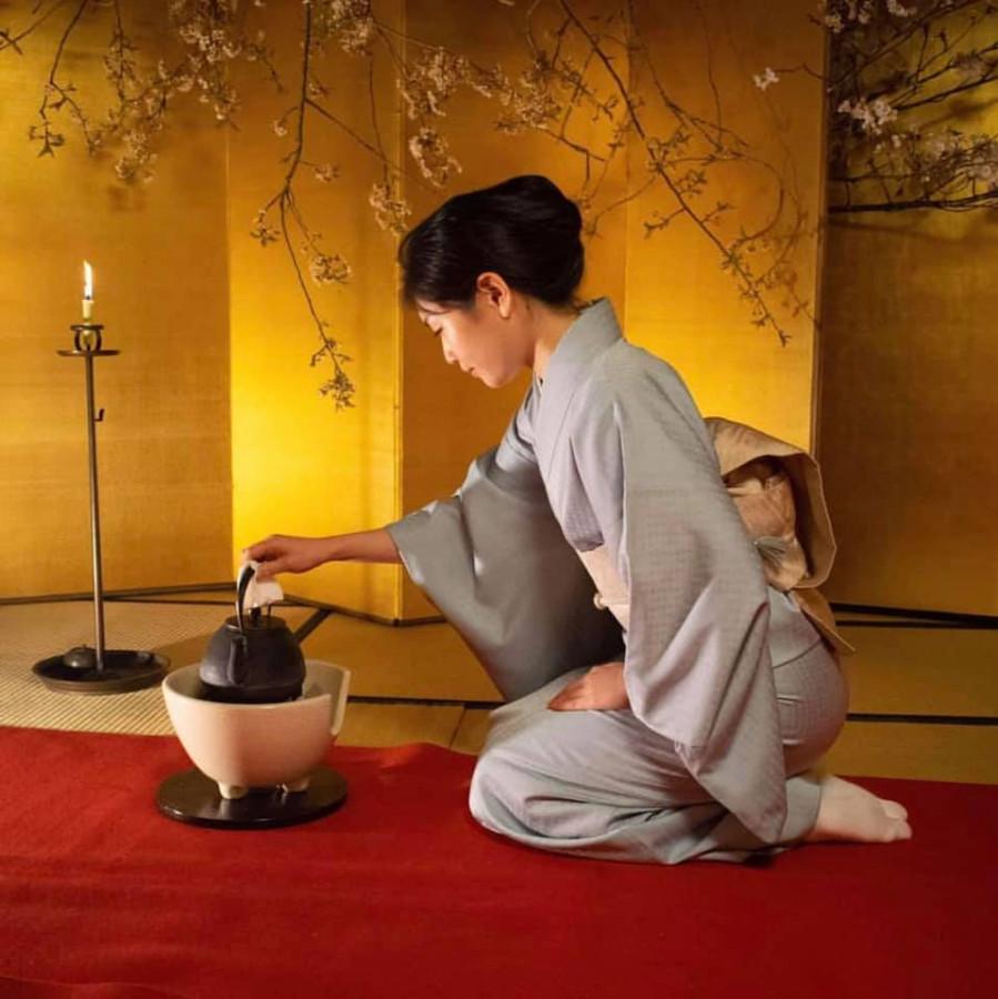 Поднять чайник как пушинку — задача продвинутого чайного мастера