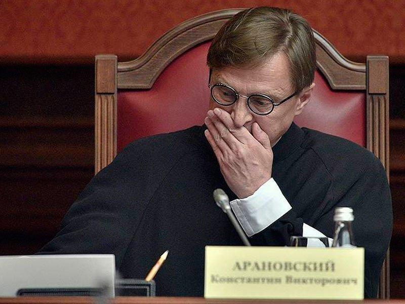 Незаконная и преступная Россия