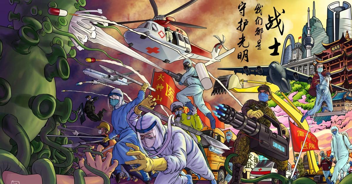 ИСПЫТАНИЕ МОРОМ: почему устоял Китай
